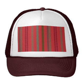 RED Unique n Elegant Stripes GIFTS lowprice store Cap