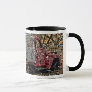 Red Utility Mug