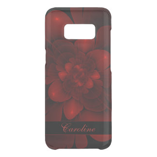 Red Velvet Bloom Uncommon Samsung Galaxy S8 Case