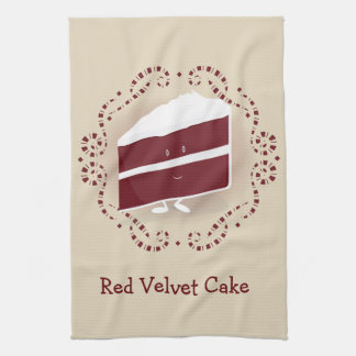 Red Velvet Cake | Kitchen Towel