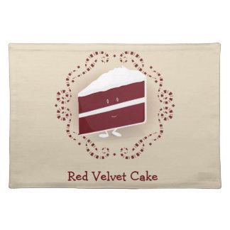 Red Velvet Cake   Placemat
