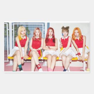 Red Velvet Russian Roulette sticker