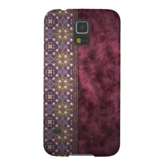 Red Velvet With Ribbon Galaxy S5 Case