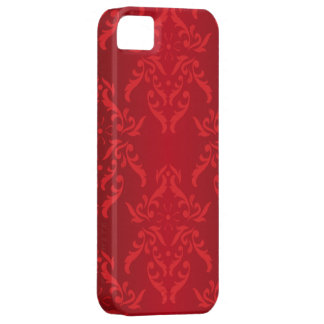 Red Vintage iphone5 case