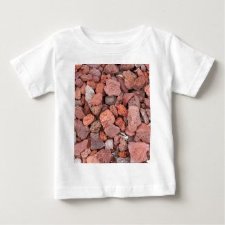 Red Volcanic Rocks Ground Cover Baby T-Shirt