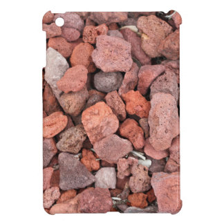 Red Volcanic Rocks Ground Cover Cover For The iPad Mini