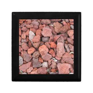 Red Volcanic Rocks Ground Cover Gift Box