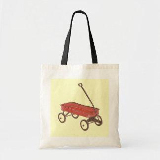 Red Wagon Bag