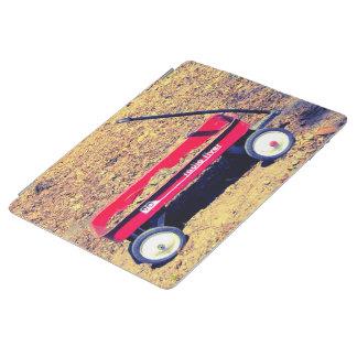 Red Wagon iPad Mini Cover