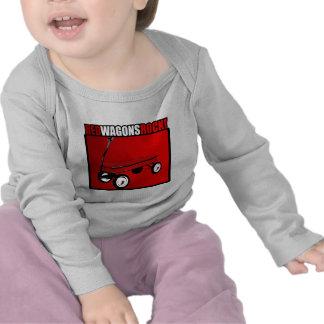Red Wagons Rock Shirt