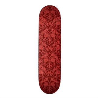 Red Wallpaper Skateboard Decks