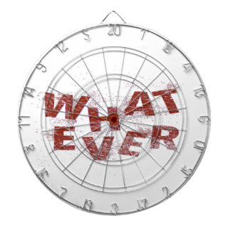 Red Whatever PNG Dartboard