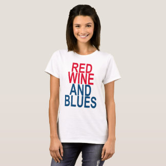 Red White And Blazed ..png T-Shirt