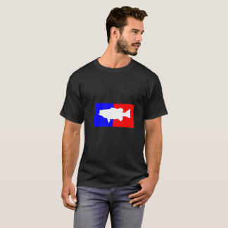Red, White, And Blue Bass T Shirt