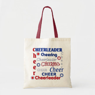 Red, White, and Blue Cheerleader Bag