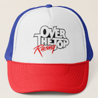 Red, White, and Blue OTTR Trucker Hat