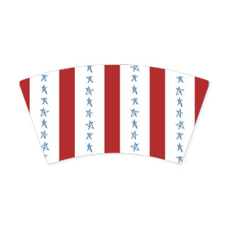 Red White and Blue Party Cups