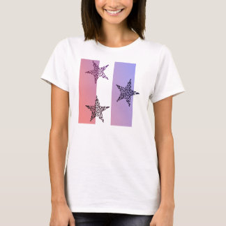 Red, White and Blue Stars and Stripes T-Shirt