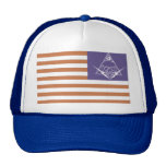 red white and paranoid cap