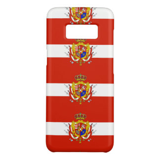 Red White Banner Grand Duchy of Tuscany Case-Mate Samsung Galaxy S8 Case