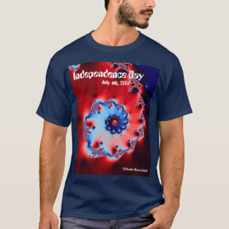 Red, White, & Blue, Independence Day T-Shirt