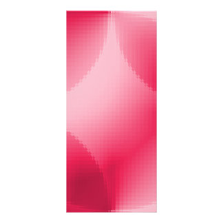 RED WHITE PINK CANDY GLASS TILES BACKGROUNDS TEMPL FULL COLOR RACK CARD