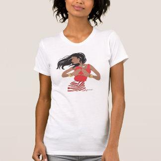 Red & White Sorority Sisterhood T-Shirt