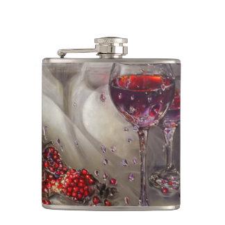 Red Wine Flasks