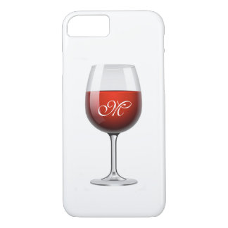 Red Wine iPhone X/8/7 Barely There Case