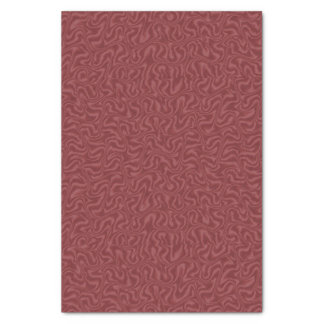 Red Wine Satin Tissue Paper