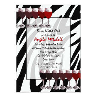 Red Wine Social Card