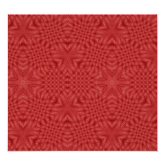 Red wood abstract pattern photographic print