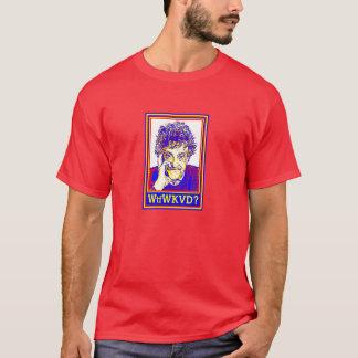 Red WtfWKVD? Tee Shirt