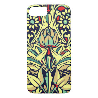 Red Yellow Rose Floral Design iPhone 7 Case
