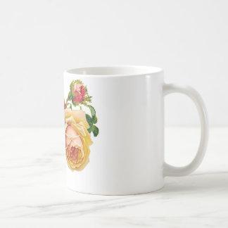 Red & Yellow Roses Mug