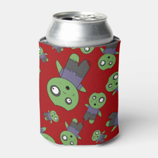 Red zombies can cooler
