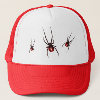 Redback Spider Trucker Hat