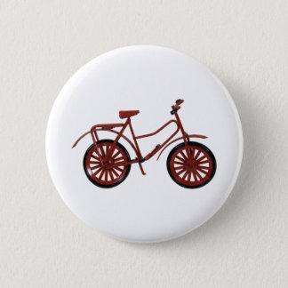 RedBicycle030310 6 Cm Round Badge