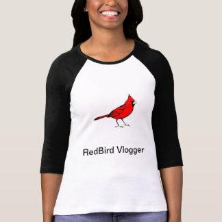 RedBird Vlogger's first official Merch Item T-Shirt