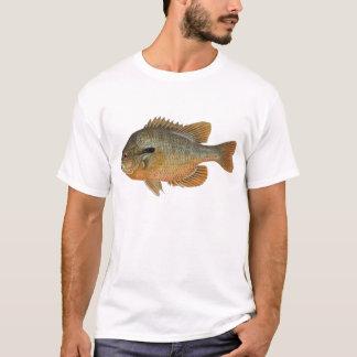 Redbreast Sunfish - Lepomis auritus T-Shirt