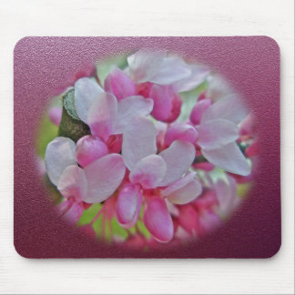 Redbud Tree Blossoms Items Mouse Pad