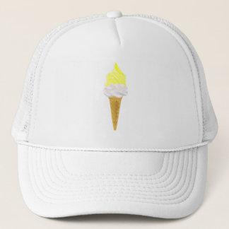 REDCAR T-Shirt Lemon Top ice cream on its own CAP