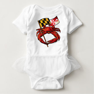 RedCrab_MD_banner.ai Baby Bodysuit