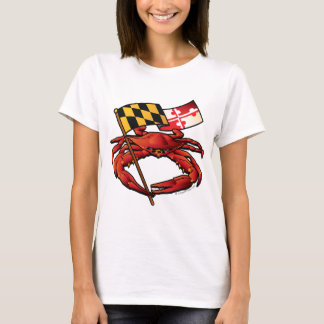 RedCrab_MD_banner.ai T-Shirt