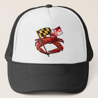 RedCrab_MD_banner.ai Trucker Hat