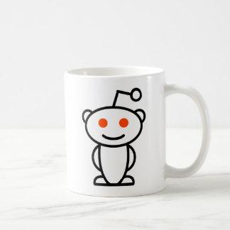Reddit Alien Coffee Mug