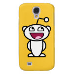 Reddit Awesome Face Galaxy S4 Covers