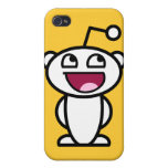 Reddit Awesome Face iPhone 4 Case