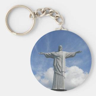 Redeeming Christ Rio De Janeiro Key Ring