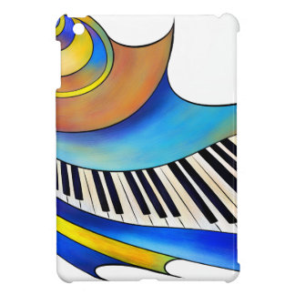 Redemessia - spiral piano iPad mini cover